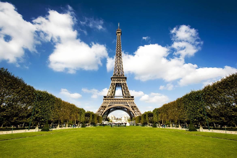 Foto vom Eiffelturm