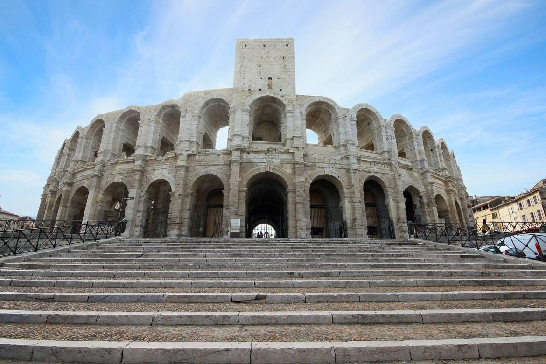 Bild der Feria d'Arles