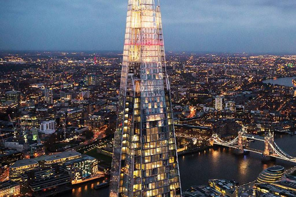 London Bridge Restaurants With A View