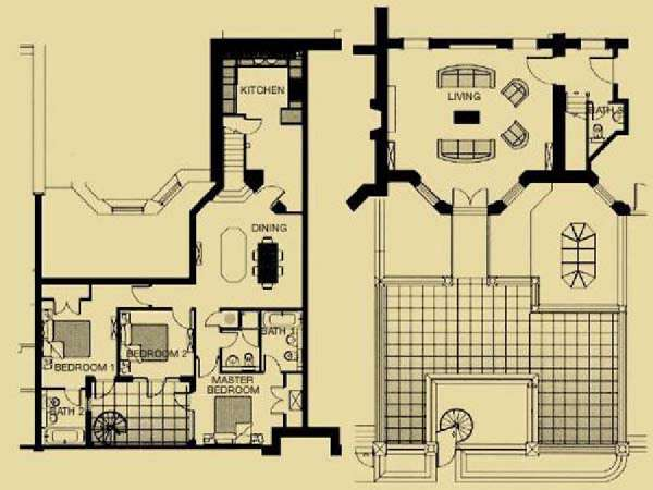 bedroom apartment floor plan additionally duplex apartment floor plans