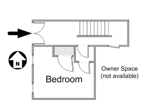 New York Bed And Breakfast 3 Bedroom Duplex Apartment