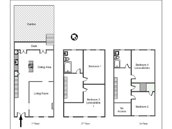 Bed And Breakfast Floor Plans Over 5000 House Plans