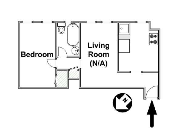Wohngemeinschaft In New York 2 Zimmer Bronx Ny 16145
