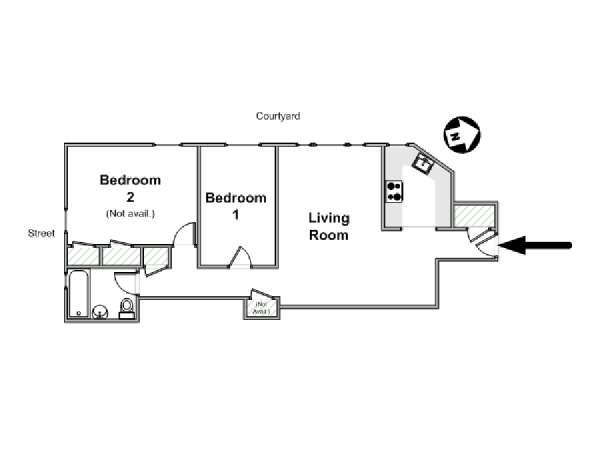 Stuy Town 2 Bedroom Floor Plan: New York Roommate: Room For Rent In Stuyvesant Town