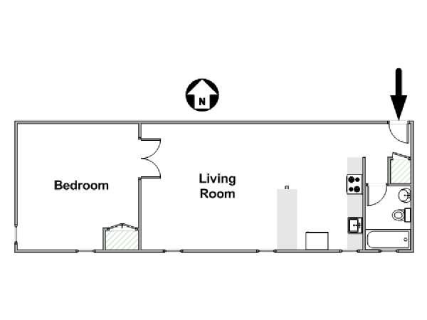 Wohnungsvermietung In New York 2 Zimmer Park Slope Ny