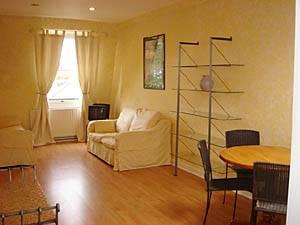 Photo d' un appartement T3 en location meublée à Londres St Johnswood (LN 423)