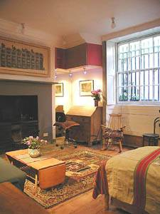 Location de vacances à Londres. Photo d'un appartement T1 à Marble Arch, Westminster