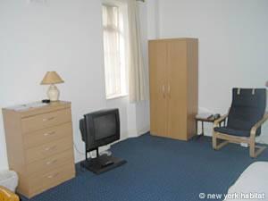 Location de vacances à Londres. Photo d'un appartement T1 à Bloomsbury, Westminster (LN-386)