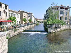 Village de l'Isle sur la Sorgue