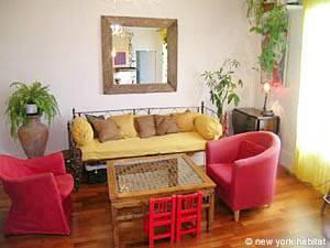 Location meublée à Paris. Photo d'un appartement T2 à Nation, Père Lachaise (PA-2412)