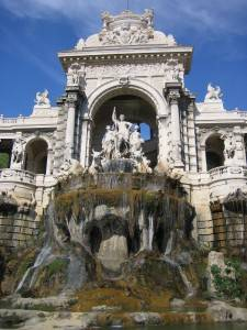 Photo : Palais Longchamp, Marseille