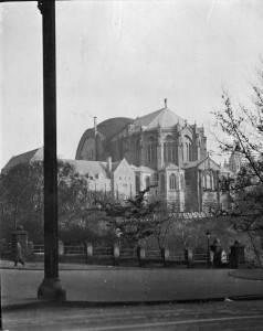 Photo : Cathédrale St. John the Divine, New York