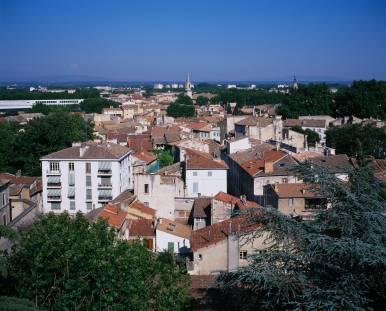 Photo : Avignon, France
