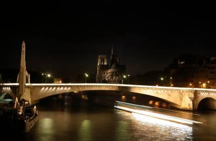 Ile-Saint-Louis à Paris