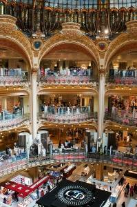 Photo : Galeries Lafayette, Paris