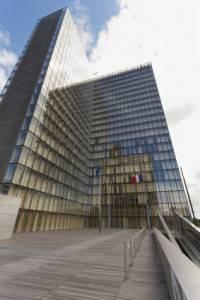 Bibliotheque Francois Mitterand a Paris