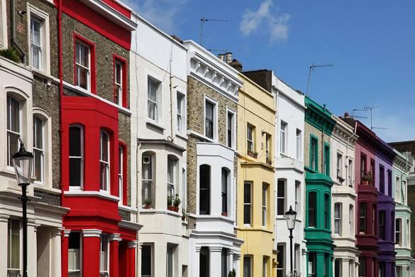 Découvrez le quartier de Notting Hill de Londres