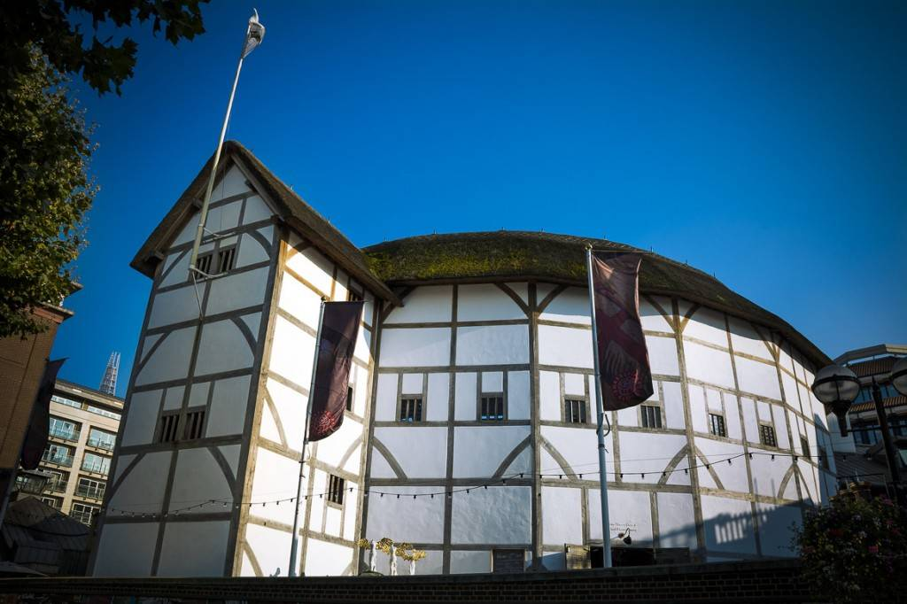 Photo du théâtre du Globe