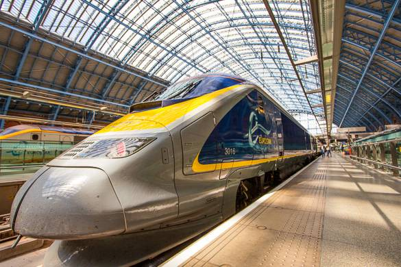 6 appartements près de l'Eurostar à Londres, Paris et dans le sud de la France