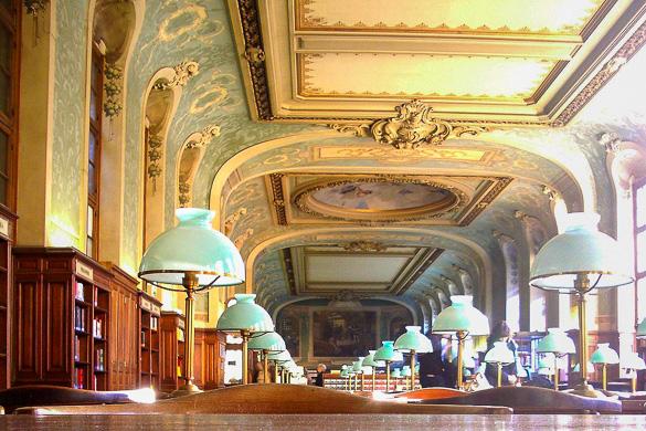 Photo du dôme de la Sorbonne