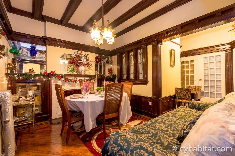 Photo de l'appartement T3 NY16131 situé près de Prospect Park à Brooklyn