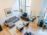 New York 1 Bedroom - Loft - Duplex apartment - Apartment reference NY-12177