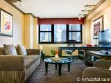 New York 1 Bedroom accommodation - Apartment reference NY-14516