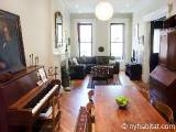 New York 3 Bedroom - Duplex accommodation - Apartment reference NY-15827
