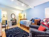 New York 2 Bedroom roommate share apartment - Apartment reference NY-17206