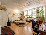 New York 1 Bedroom - Loft accommodation bed breakfast - Apartment reference NY-9572