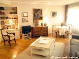 Paris 1 Bedroom apartment - Apartment reference PA-1656