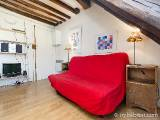 Paris Studio apartment - Apartment reference PA-1683