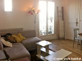 Paris 1 Bedroom accommodation - Apartment reference PA-1724