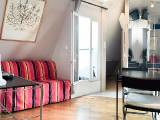 Paris Studio accommodation - Apartment reference PA-1732
