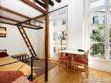 Paris Studio accommodation - Apartment reference PA-1893