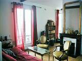 Paris 1 Bedroom accommodation - Apartment reference PA-1954