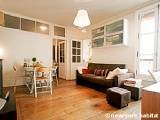 Paris 2 Bedroom accommodation - Apartment reference PA-2023