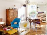 Paris 1 Bedroom accommodation - Apartment reference PA-2122