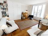 Paris Studio accommodation - Apartment reference PA-2135