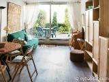 Paris Studio accommodation - Apartment reference PA-2438