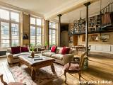 Paris 5 Bedroom - Duplex accommodation - Apartment reference PA-2718
