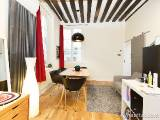 Paris Studio accommodation - Apartment reference PA-2837