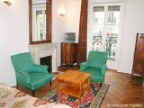 Paris 1 Bedroom accommodation - Apartment reference PA-2942