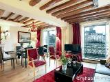 Paris 3 Bedroom accommodation - Apartment reference PA-3085
