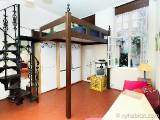 Paris Studio accommodation - Apartment reference PA-3093