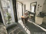 Paris Studio accommodation - Apartment reference PA-3094