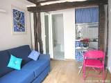 Paris Studio apartment - Apartment reference PA-3116