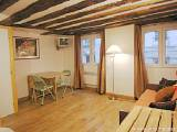 Paris Studio apartment - Apartment reference PA-3164