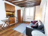 Paris Studio accommodation - Apartment reference PA-3214