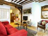 Paris 2 Bedroom apartment - Apartment reference PA-3233